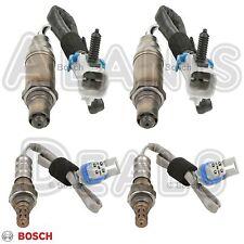 Bosch Complete Oxygen Sensor Set (4) For Sierra Silverado 1500 2500 2008-2011