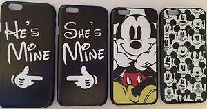 disney mickey mouse iphone 7 6 6s 5 5s 5c 4 4s samsung galaxy 6s 6s edge case