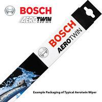 "BOSCH AR140S [3397014140] AEROTWIN FRONT WIPER BLADES 26/13"" 650/340mm RETROFIT"