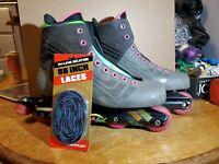 Vintage Men's Rollerblades Tour south coast Inline Street Hockey Skate Size 11