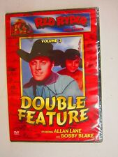 Red Ryder and Little Beaver - Double Feature (DVD, 2003)  BRAND NEW   SEALED