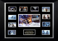 STAR WARS THE EMPIRE STRIKES BACK MOVIE MOUNTED PRINT