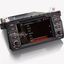 BMW 3er E46 M3 Rover75 MG ZT Autoradio multimedia GPS DVD Can-bus 3G DVR 7146BFR
