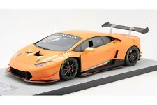 1/18 Looksmart Lamborghini Huracan Super Trofeo Orange Free Shipping/ MR BBR