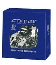 Comair Metall-Clips spitz lang 56mm silber