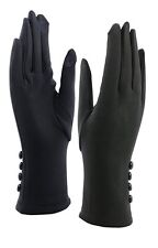 PREMIUM Women's Winter Touch Screen Gloves,  Lined, Warm, Windproof, SHIPS FREE!