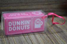 Dunkin Donuts, Donut box Christmas Ornament