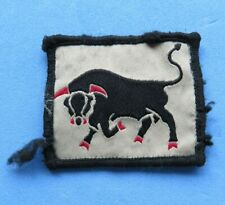 11  th  INFANTRY  BRIGADE  <>  FORMATION  SIGN  <>  CLOTH  BADGE  <>  USED