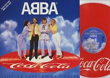 ABBA - Slipping Through My Fingers JAPAN PROMO ONLY PICTURE LP with INSERTS