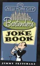 The New York City Bartender's Joke Book (Paperback or Softback)