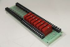 Potter & Brumfield 2IO-16A Relay Board w/ (8) ODC-24 I/O Relay Module
