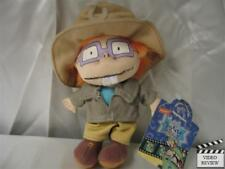 Safari Chuckie - Rugrats Movie mini plush doll; Applause NEW