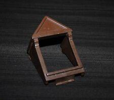 *Playmobil vie quotidienne fenêtre de toit chien assis marron gare 4300 3440
