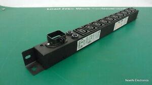 HP E7676-63001 16A 100-240V Power Distribution Unit (10 Outlets)