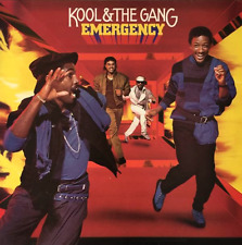 KOOL & THE GANG - Emergency (LP) (VG-/VG-)