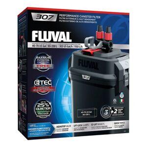 Fluval 307 Aquarium External Canister Filter 1150 L/PH