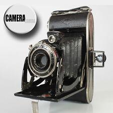 AGFA Billy Record Vintage Medium Format Folding Camera (5.4 x 8.6 cm negs)