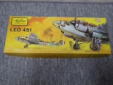 Maquette vintage Heller - Léo 451 au 1/72