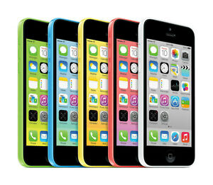 Apple iPhone 5C Factory Unlocked GSM SmartPhone 8GB 16GB AT&T T-mobile