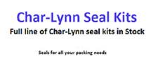 Char-Lynn 4000 Series Bearingless Seal Kit CL-61235