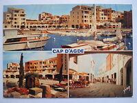 """CPM """"Cap d'Agde - Multivues"""""""