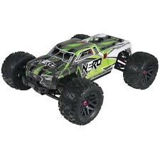 NEW ARRMA 1/8 Nero 6S BLX 4WD Monster Standard RTR Green ARAD70** NIB