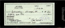 Artist Jay Lynch Autographed Signed Check Wacky Packages Garbage Pail Kids Cool!