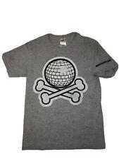 Forever The Sickest Kids Mens Gray Shirt Small Y2K Pop Punk Rock Band Ftsk Logo