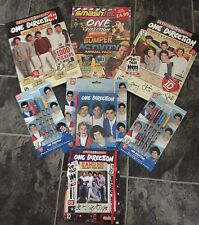 NEW One Direction Bundle - Stationary Sticker & Activity Books IDEAL GIFTS