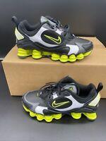 Nike Shox TL Nova Black Lemon Venom Women's Size 8 Shoes AT8046-003