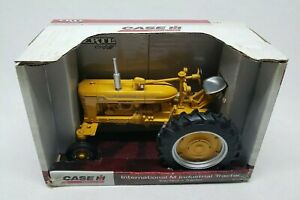 Case IH International M Industrial Highway Dept. Tractor 1/16 Scale By Ertl