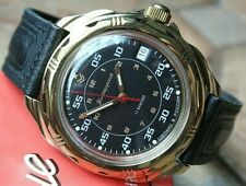 Vostok Komandirskie Mechanical Russian wrist watch 219179