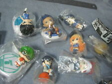 Various Mixed Japan Anime Keychain Figures Lot #S Kuroko's Basketball & Others