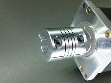 14MM x 16MM Large Aluminum Flexible Motor Shaft Clamp Coupler Coupling Rare