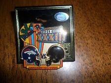 BRAND NEW Denver Broncos Fancy Super Bowl XXXIII Pin HTF