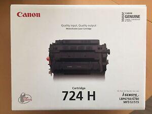 Neu Canon 3482B002 724H Toner schwarz C