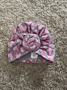 Valentine Baby Girl Hat