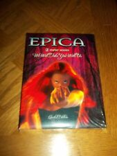 Epica-We Will Take You With Us DVD/CD combo New/Sealed HTF Lt Ed 2 Meter Sessies