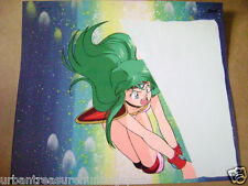 DREAM HUNTER REM ANIME PRODUCTION CEL AND BACKGROUND
