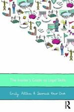 The Savvy Student Guide to Legal Skills by Emily Allbon and Sanmeet Kaur-Dua...