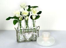 Rechteckige Deko-Blumentöpfe & -Vasen aus Glas
