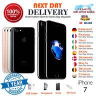 Apple iPhone 7 32GB 128GB 256GB  All Colours Unlocked Smartphone UK TOP Seller