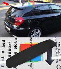BMW SERIE 1 E87 E81 2004-2011 SPOILER POSTERIORE - ALETTONE SUL TETTO LOOK M