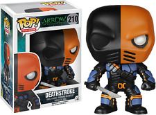 Funko Pop Toy - Deathstroke Vinyl Figure - Arrow TV Series - DC Comics Collectab