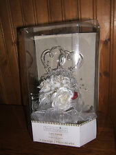 """Best Occasions Wedding Cake Topper 7.5"""" High (New In Package)"""