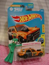 Need for Speed No Limits TIME ATTAXI #168✰Orange;TAXI✰2017 US Hot Wheels case J