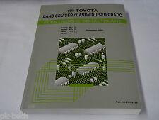 Werkstatthandbuch Elektrik Toyota Land Cruiser / Prado Stand 09/2002