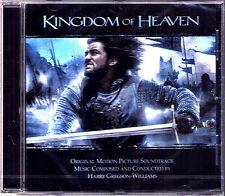 KINGDOM OF HEAVEN Harry Gregson-Williams CD Natacha Atlas Königreich der Himmel