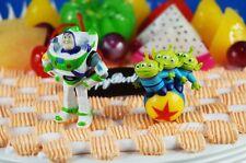 Disney Toy Story Little Green Men Buzz Lightyear Figure Cake Topper K792_K1031