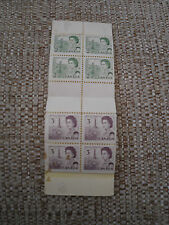 NEW UNUSED VINTAGE OLD CANADA CANADIAN POSTAGE STAMPS QUEEN ELIZABETH II HEAD